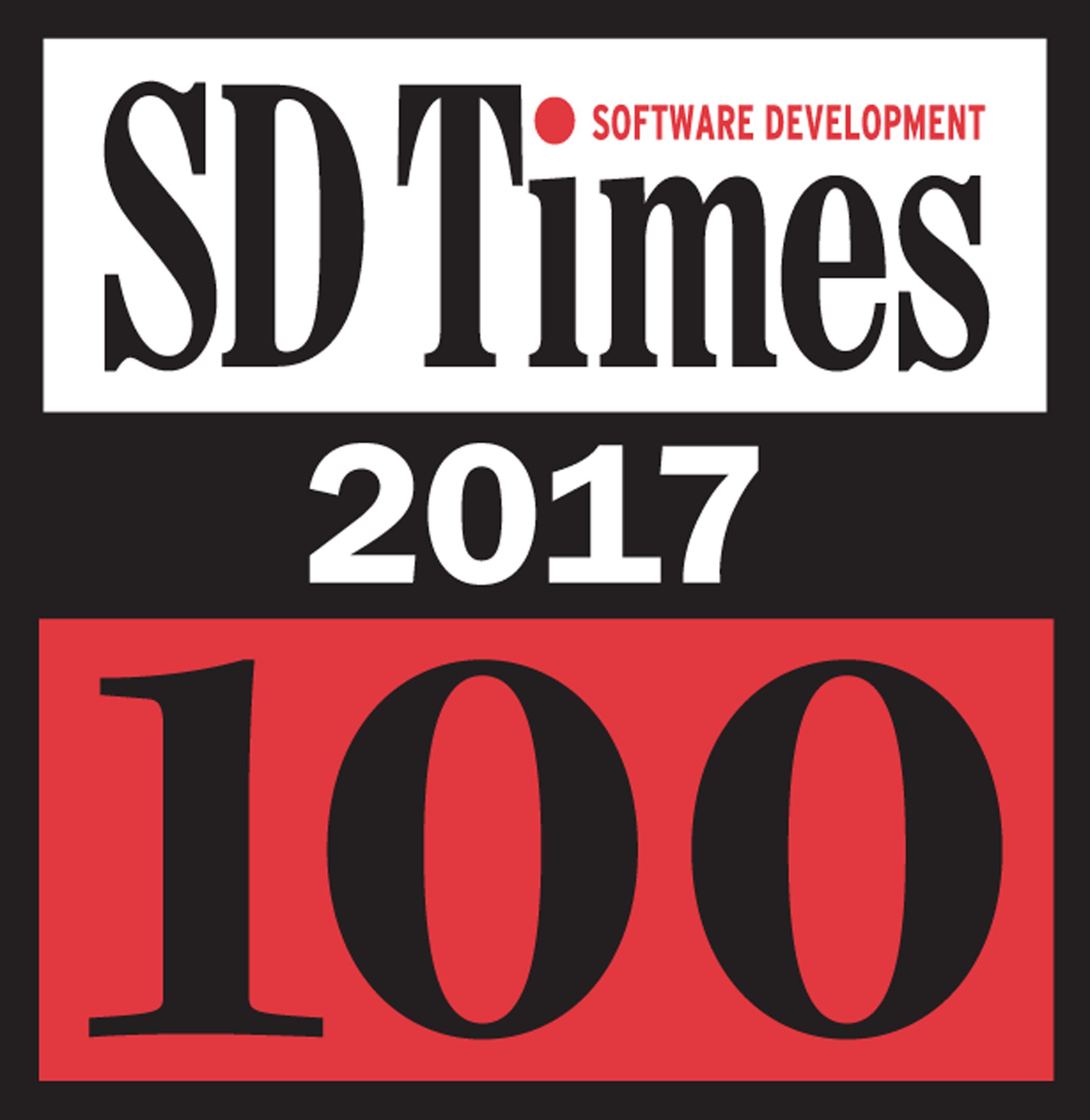 DeployHub Receives SDTimes 100 Award
