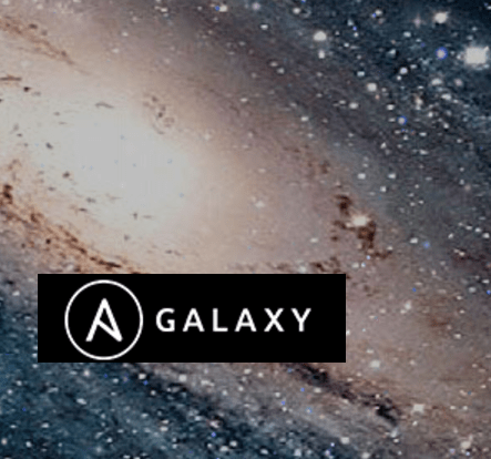 ansible galaxy roles